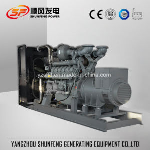Soncapの主な65kVA 52kwパーキンズの電力のディーゼル発電機