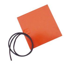 실리콘고무 히이터 전기 산업 난방 담요 또는 패드 또는 격판덮개