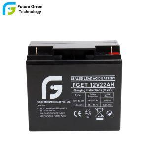 Larga vida útil 12V 22Ah batería AGM sellado