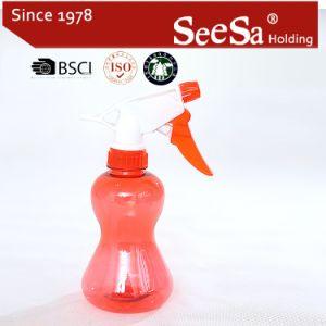 300ml mini garrafa PET de pressão de detonação esquerdo Pulverizador (SX-214)