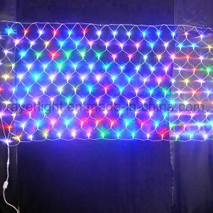 Centro comercial de la malla de iluminación LED Luz de Navidad