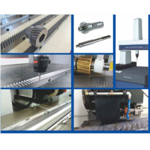 Professionnel personnalisé crémaillères d'engrenages et pignons pour porte coulissante électrique motors (BHGS3-10)