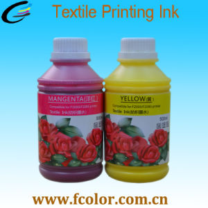 Inchiostro della tessile di DTG per l'inchiostro da stampa della maglietta del cotone F2000