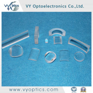 CaF2 Bi/Double konkaves zylinderförmiges Objektiv