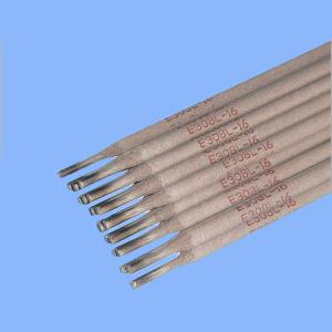 De Elektrode van het Lassen van de Staaf van het Lassen van het lassen E308L-16 in Guangzhou