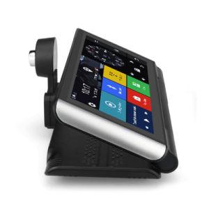 6.86 Zoll-Screen-Auto-Gedankenstrich-Kamera-Multifunktionsauto DVR verdoppeln Gedankenstrich-Nocken der Kamera-4G mit WiFi/GPS/Bluetooth Funktions-Auto-Kamerarecorder