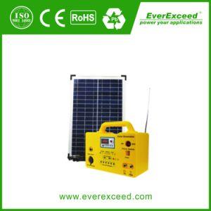 Solución de la Energía Solar Everexceed / home / Sistema Solar Sistema Solar Mini portátil 30W 18Ah