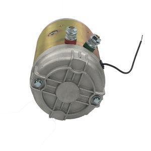 12V 24V 48V pequeños S2/S3 deber Motor eléctrico para bombas hidráulicas