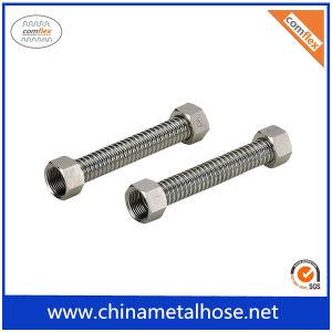 Domande a temperatura elevata di tubo flessibile del metallo flessibile