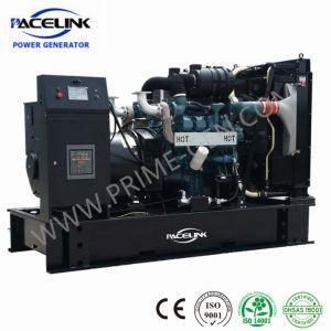 150kVA~725kVA Doosan dreef de Open Diesel van het Type Reeks van de Generator met Ce/ISO aan