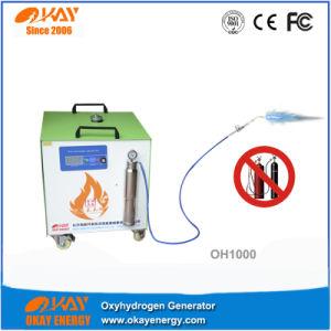Oxi hidrogénio gasoso máquinas de solda