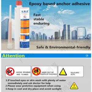 Het injectie-Type van EpoxyHars van het algemene Doel Lijm van het Staal van de Spijker van het Anker de Zelfklevende
