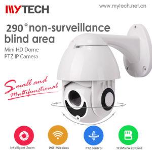 Macchina fotografica senza fili mini del IP di obbligazione del CCTV di sorveglianza della cupola PTZ WiFi
