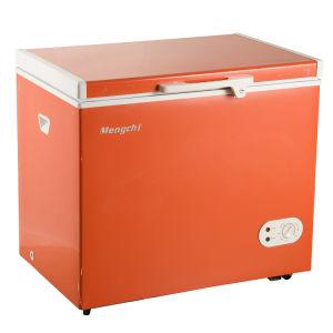 308L 태양 DC 에너지 절약 가슴 냉장고
