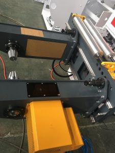 Высокая скорость LDPE салфетки угловое крепление машины