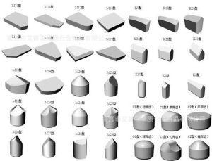 Паяные из карбида вольфрама советы для резки камня
