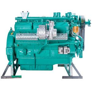 물은 12 실린더 450kw Kt27g612tld 디젤 엔진 힘을 냉각했다