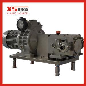 Pompa gestente sanitaria del rotore di purezza di frequenza dell'acciaio inossidabile