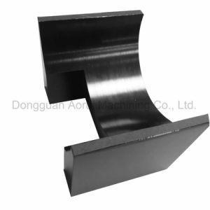 Aangepast Aluminium 6061 het Zwarte Anodiseren /High Precisie die Deel voor Apparatuur machinaal bewerkt