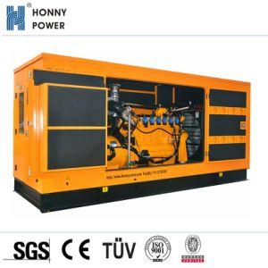 Honny 동력 가스 침묵하는 발전기 250 Kw
