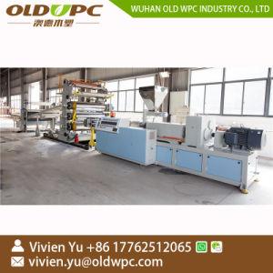 Feuille de plafond en marbre de PVC EXTRUSION Extrusion Ligne de la machine