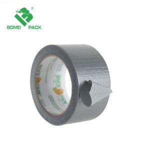 Muestras gratis paquete de venta al por mayor China Pato adhesiva cinta adhesiva de tela con goma