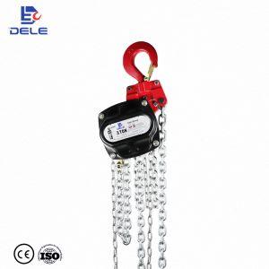 2ton Manual Chain Pulley Block Chain Hoist