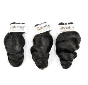 Virgem da Malásia Extensões de cabelo de ondas soltas 100% de cabelo humano tecem