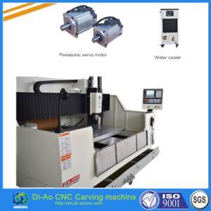 Máquina de gravura CNC de alta precisão para vidro acrílico, PVC, metal, Non-Metal, Alumínio, cerâmica, materiais compósitos...