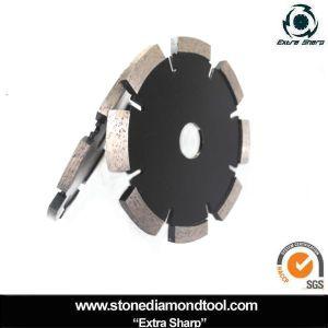 Circulaire outil Damond/ 5pouce épais de 6mm Tuck Point Blade