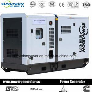 130 ква звуконепроницаемых генераторной установки с двигателями Perkins 60Гц
