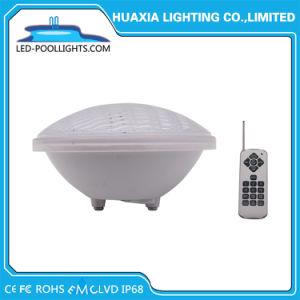 indicatore luminoso subacqueo della piscina del materiale PAR56 LED del PC 35watt