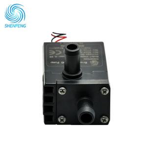 Mini de baixa pressão da bomba de água 6V 12V para o líquido de arrefecimento do equipamento