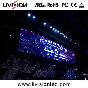 セリウム、ULは教会LEDスクリーン屋内HD高リゾリューションのLED表示スクリーン、P3.9ビデオウォール・ディスプレイをリストした