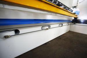 Placa hidráulica máquina de doblado con DA52S Sistema 4+1 ejes