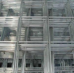 構築のための冷たい電流を通された溶接された金網のパネル