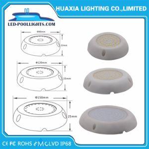 Branca fria de IP68 12V PC LED Piscina Luz subaquática