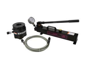 高品質の超高圧交換可能なヘッド油圧ボルトテンショナー