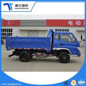 3-6tonnes Rhd&LHD Self-Loading camions à benne basculante