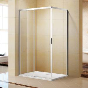 정연한 Semi-Frameless 샤워실 L06342를 미끄러지는 간단한 & Elegent