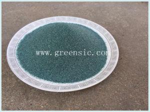 98.5% 절단 디스크 생성에서 사용되는 F54 카보런덤 녹색