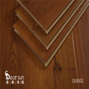 Antideslizante impermeable diseñada populares pisos laminados piso