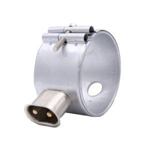 230-240V 800Wの射出成形を加えられる産業雲母のバンド・ヒーター