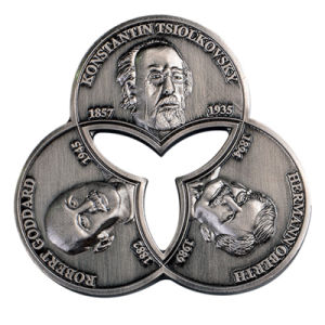 Moneda de plata antigua de promoción con la impresión de etiqueta (Ele-C013)