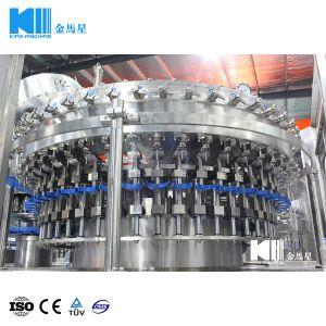 3 in 1 strumentazione rotativa dell'imbottigliamento del vino delle macchine di rifornimento della bevanda gassosa automatica