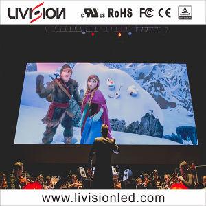 高品質の段階パフォーマンスのための屋内イベントの使用料LEDのビデオ・ディスプレイP3.9/4.8 LED表示スクリーン
