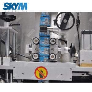 産業自動熱い溶解の付着力のステッカーペット水差し分類機械