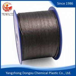 Imballaggio nero puro resistente alla corrosione della grafite di PTFE