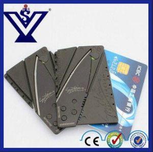 Mini lama piegante della carta di credito del Cardsharp (SYSG-284)