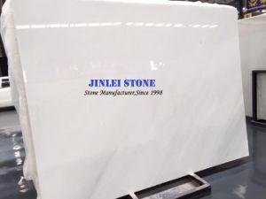 中国カラーラの白い大理石の平板の東東洋の白い大理石のFangwhiteの平板かタイルまたはカウンタートップ